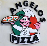Logo-Angelos Pizza