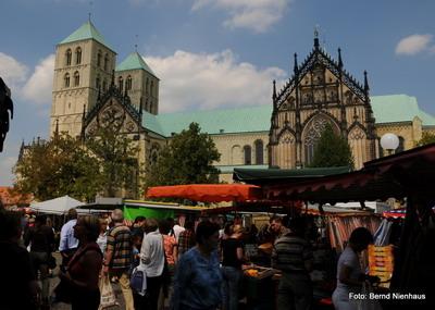 Münster-Domplatz