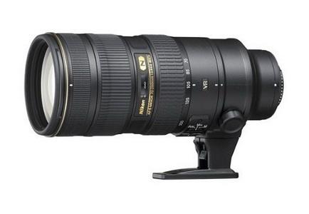 Nikon 70-200 2,8 FX